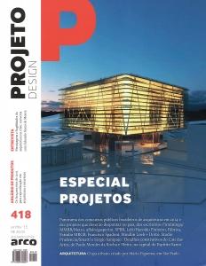 Revista+PROJETO+DESIGN+ano15_n418_Capa